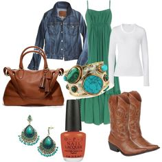 Boho Chic for Fall  Polyvore by Angela Stahl  (shabbychick-227)