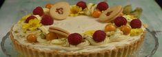 Tart s pistáciami a bielou čokoládou - Tajomstvo mojej kuchyne