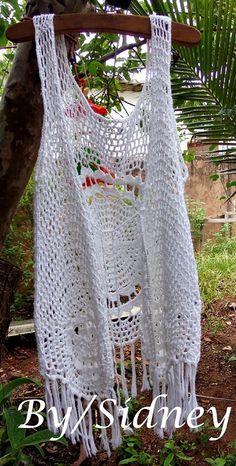 patrones de chalecos a crochet - Buscar con Google