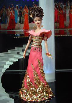 Miss Kalmykia 2012 by Ninimomo Dolls