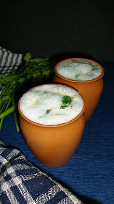 Masala Chaas or spiced buttermilk is a great appetizer. Plain or salted chaas is something we consume with our daily meals. It is also served with gujarati thali meals in traditional restaurants and in many other restaurants. Shake Recipes, Veg Recipes, Indian Food Recipes, Vegetarian Recipes, Healthy Recipes, Healthy Food, Delicious Desserts, Yummy Food, Tasty