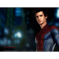 The Amazing Spiderman [2012] [Info Trailers Imágenes] ❤ liked on Polyvore featuring andrew garfield, people, backgrounds, marvel and spiderman