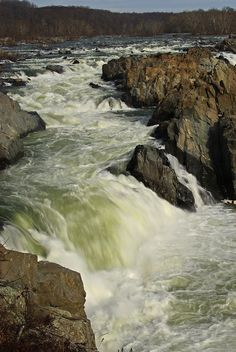 Great Falls of the Potomac,VA