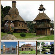 Lugares: Curitiba - Paraná - Brasil