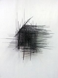 Drawing over the space. on Behance