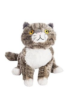 I REALLY WANT A MOG. REALLY. Catlove gone mad.  Mog The Forgetful Cat Plush, http://www.amazon.co.uk/dp/B00AHYFP0E/ref=cm_sw_r_pi_awdl_tV4rwb06CF34R