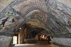 Ermita de San Bernabe en Cueva: 11 opiniones y 54 fotos Places In Portugal, Places To Travel, The Good Place, Spain, Painting, Interior, Art, Destinations, Natural