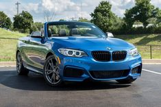 2 series BMW Certified Pre-Owned 2016 Convertible. Soak up that Summer sun with the top down in this clean CPO BMW. Bmw For Sale, Bmw Dealership, Bmw Love, Certified Pre Owned, Bmw Cars, Summer Sun, Used Cars, St Louis, Abundance