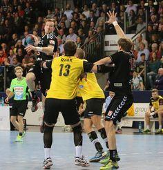 Handball-Bundesliga: HC Erlangen gewinnt zu Hause auch Spiel Nr. 8 gegen die Eintracht Hagen mit 30:18 -  www.hc-erlangen.de/ #handball #bundesliga #sport #erlangen #hcerlangen #hlstudios