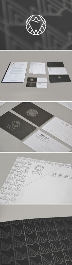 Dental Center Branding System