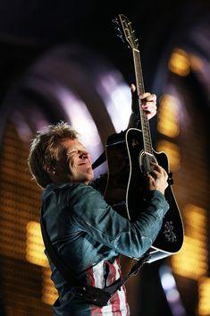 Bon Jovi Wallpaper | Jon Bon Jovi Pictures - Bon Jovi Tour - Melbourne - Zimbio