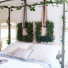 square wreaths