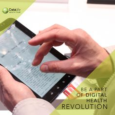 Be a part of the #digital revolution. Digitize your medical documents with the leaders in EMR – #DataLife and share complete communication related to your #health with your #doctor. Visit DataLifeHealth.com to know more about the best plans on offer.