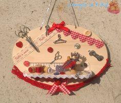 L'angolo di kuky!: Piccole miniature, la sartoria....