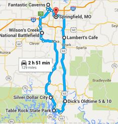 This Short Road Trip In Missouri Will Leave You With Unforgettable Memories Need A Vacation, Vacation Trips, Day Trips, Weekend Trips, Vacation Ideas, Arkansas Vacations, Travel Oklahoma, Family Road Trips, Family Travel