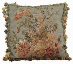 Decorative Pillows - Needlepoint Pillows - Throw Pillows -ThrowMeAPillow