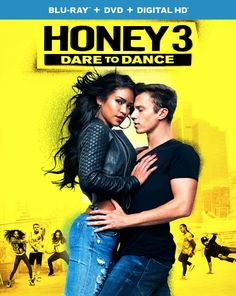 After losing her place at a prestigious academy, a young dancer struggles to keep her passion alive in HONEY 3: Dare to Dance, Starring American recording artist Cassie Ventura (The Perfect Match, Step Up 2: The Streets) and Kenny Wormald (Footloose, Love & Mercy), HONEY 3: Dare to Dance is an i…