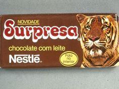 Chocolate Surpresa