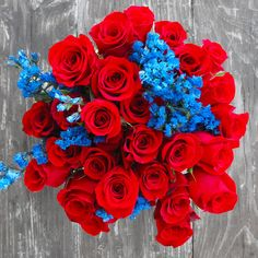 Fireworks Flower Bouquet - The Bouqs Company  How gorgeous are these?!!