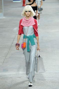 Chanel Paris Fashion Week S/S 2014 Show