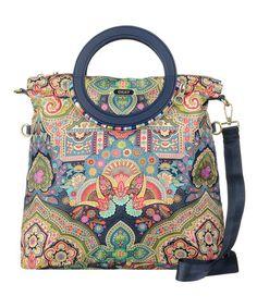 Love this Indigo City Shopper Bag on #zulily! #zulilyfinds