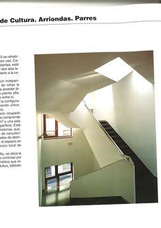 * XIII Premio Asturias de Arquitectura. Año 1996. Accesit. Casa Municipal de Cultura. Arriondas. Parres En : Premio Asturias de Arquitectura. XIII Edición 1996. Colegio Oficial de Arquitectos de Asturias. 1997