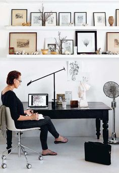 191 best office spaces images in 2019 office home desk desk nook rh pinterest com