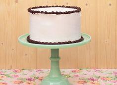 Chocolate Layer Cake. Paso a Paso cómo cubrir y montar un Layer cake