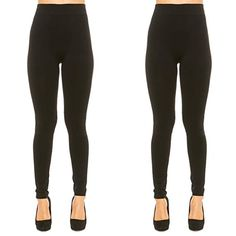 Premium Sping Leggings for Women Cotton Blend Seamless French Terry Fleece Pants Cotton Leggings, Fleece Pants, Women's Leggings, Fashion Hub, Womens Fashion, Petite Leggings, French Terry, Cold Weather, Black Jeans