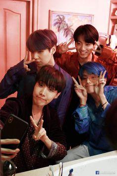 J-hope, Suga, Jungkook & Taehyung - MapOfTheSoul, Persona Jimin, Suga Rap, Bts Selca, Vlive Bts, Bts Bangtan Boy, Bts Taehyung, Bts Boys, Yoongi Bts, Jung Kook