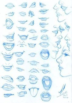 Comic Anatomy 45 Ideas For 2019 - Cool Anime Pictures - . - Makaron Draw Faces Comic Anatomy 45 Ideas For 2019 - Cool Anime Pictures - . - Makaron Draw Faces Comic Anatomy 45 Ideas For 2019 - Cool Anime Pictures - . Pencil Art Drawings, Art Drawings Sketches, Art Sketches, Face Drawings, Drawings Of Mouths, Drawing Techniques Pencil, Drawing Cartoon Faces, Sketching Techniques, Charcoal Drawings