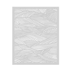 Hero+Arts+-+Stencils+-+Waves+at+Scrapbook.com