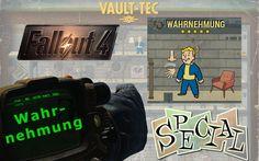 FALLOUT 4 ►SPECIAL◄ Perksystem Wahrnehmung™ ≡ Fallout 4 Tipps & Tutorial...