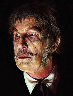 Vincent Price as Dr. Phibes by Mark Owen