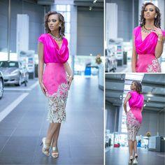 Ejiro Amos Tafiri The Madame Collection - Nigerian designer! African Attire, African Wear, African Women, African Dress, African Beauty, Fashion 101, Cute Fashion, Look Fashion, Womens Fashion