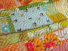Krista Withers Quilting: Quilting Gallery
