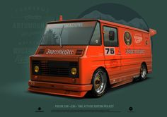 "ArtStation - ""ZUK"" time attack custom project, Andrey Tkachenko"