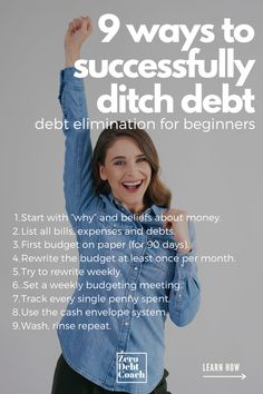 """Getting out of debt is just hard enough that it causes so much """"analysis paralysis"""" with new students. I see so many consume content, open emails give videos a """"thumbs up"""", share with their friends, and yet… when it comes to actually digging in, they're standing still. Why is that? Let's discuss how to prevent that. Financial Success, Financial Planning, College Planning, Money Tips, Money Saving Tips, Managing Money, Student Loan Debt, Get Out Of Debt, New Students"""
