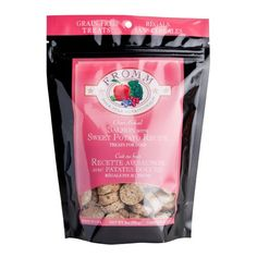 Fromm FourStar Salmon with Sweet Potato Dog Treats 8Ounce Bag ** To view further for this item, visit the image link.