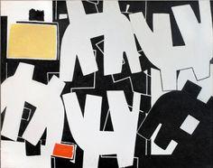 Giuseppe Capogrossi, Superficie 406, 1961, Collezione privata