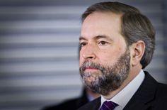 Thomas Mulcair questionne en Chambre des communes à Ottawa la gestion des Quais du Vieux-Port de Montréal.   http://www.ctv.ca/CTVNews/TopStories/20120425/port-of-montreal-ceo-misspending-allegations-120425/