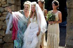 Pin for Later: Die 45 schönsten Hochzeitskleider aus Film und Fernsehen Mamma Mia!