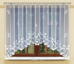 Jája, kusová záclona šíře 300 x výška 145cm - RALI Decor, s.r.o. - bytový textil, záclony a povlečení