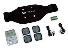 Back Pain Relief Machine Medisana Back Pain Relief System - Woot