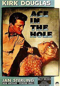 El señor de los bloguiños: El gran carnaval (1951) de Billy Wilder