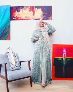 Caftan 31 Chaima Couture Beste Collection Spring Afbeeldingen Van RSc3q54AjL