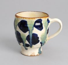 COFFEE MUG FROM ENDO KILN (NDO-013) :: HICKOREE'S