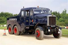 Scammell Constructor heavy haulage