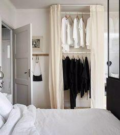 bedroom. closet. ikea. mulig. open closet