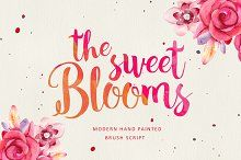 The Sweet Blooms (25% Off)